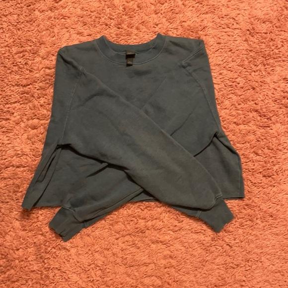 "Wild Fable Cropped Sweatshirt ""New York"""